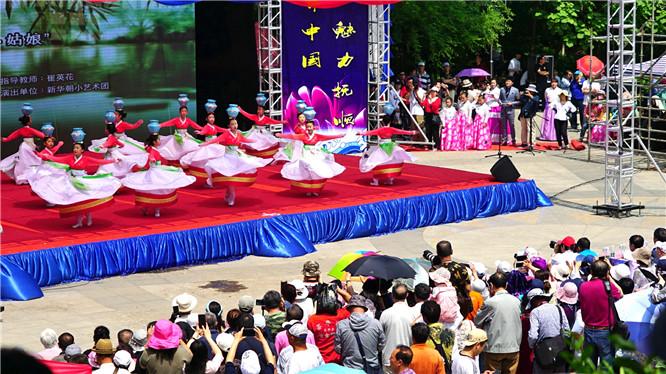 中国·抚顺第九届中韩文化周开幕 精彩连连掌声阵阵