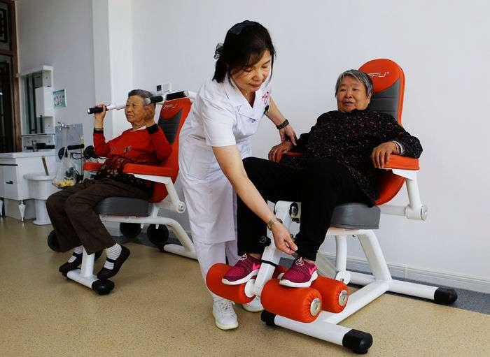 抚顺首家公益性老年疗养院启用 今后养老有了新模式