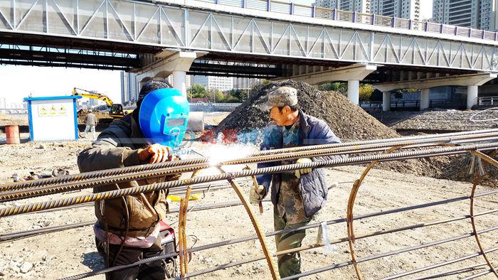 抚顺新华、将军两桥人行桥梯开工建设 高清效果图来了!