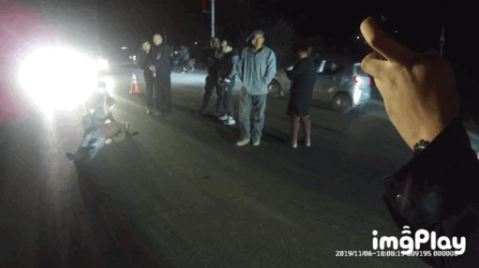 醉酒驾车肇事逃逸致人死亡,竟然还是驾校教练……看,东洲交警2小时侦破案件!