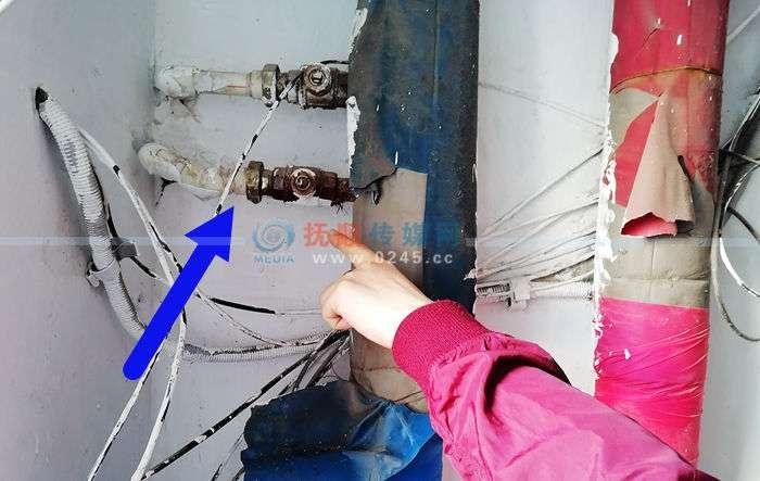 走廊暖氣管線漏水責任在誰? 用戶報修3次維修要兩盒煙