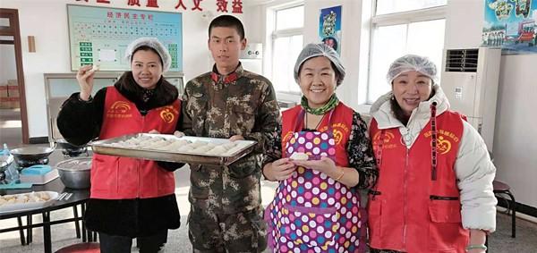 超2000场学雷锋志愿服务活动持续至元宵节后 为寒冬注入了强大暖流