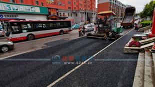 缓解交通拥堵 新抚区这个路段扩建