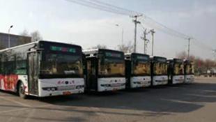20路公交车临时改线运行