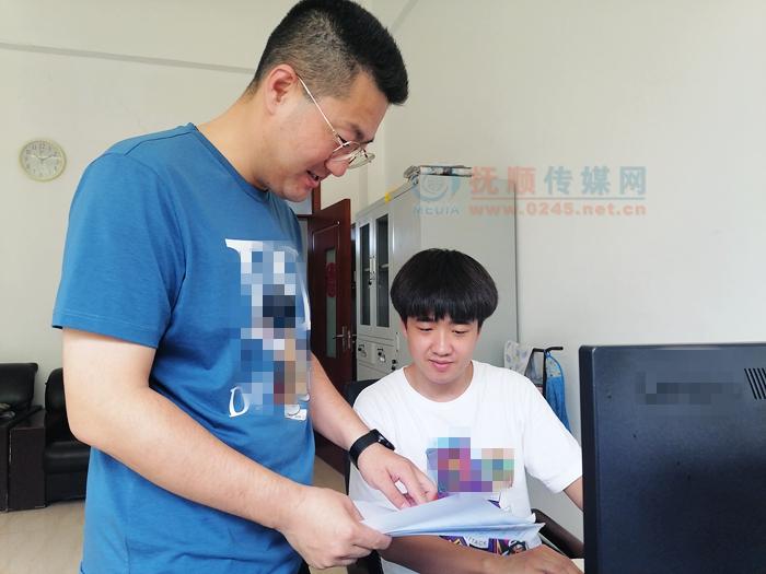 """东洲区团委启动暑期社会实践 16名大学生回乡""""上班"""""""