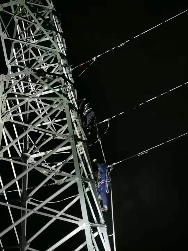 国网抚顺供电公司:风雨同舟 抗灾保电